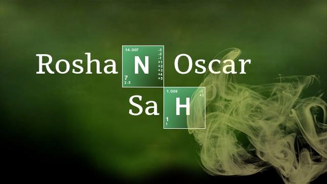 Roshan Oscar Sah Breaking Bad Theme
